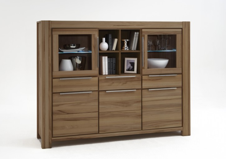 regal wildeiche massiv 2762 nena nepal elfo m bel massivholz. Black Bedroom Furniture Sets. Home Design Ideas
