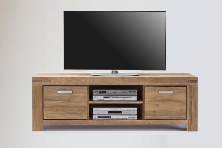 tv lowboard wildeiche massiv ge lt 2872 elfo m bel. Black Bedroom Furniture Sets. Home Design Ideas