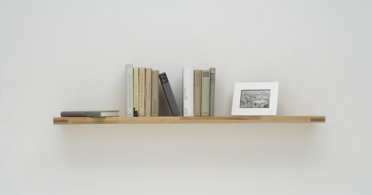 Wandboard Kernbuche massiv