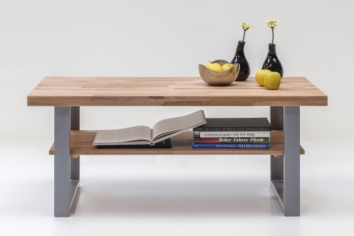 couchtisch massiv kernbuche ge lt 6283 metallf e. Black Bedroom Furniture Sets. Home Design Ideas