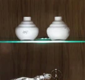 LED Beleuchtungselement für Glaseinlegeboden