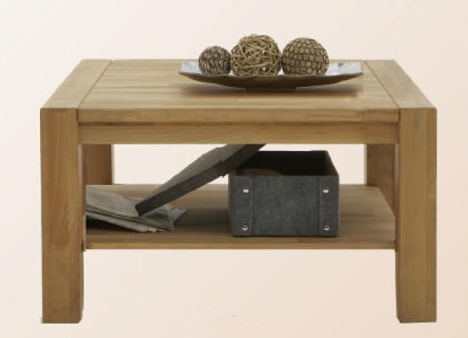 Couchtisch Tisch Kernbuche Massiv Lackiert 70 X 110 Cm
