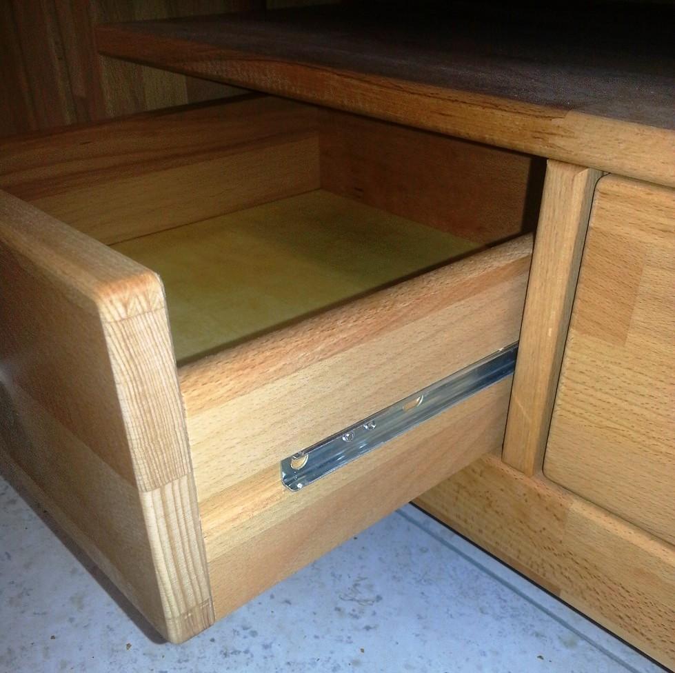 kommode massiv vollholz kernbuche ge lt 6254 elfo m bel. Black Bedroom Furniture Sets. Home Design Ideas