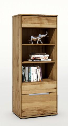 2992 lissy lissabon wildeiche massiv massivholz regal. Black Bedroom Furniture Sets. Home Design Ideas