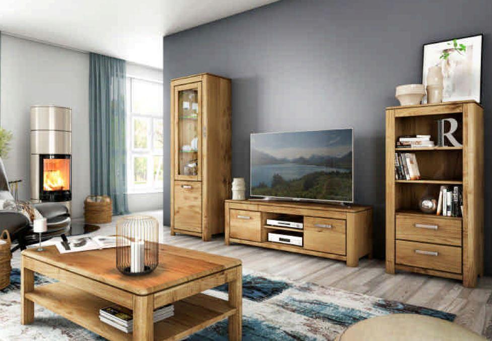 Wohnzimmerwände als Setpreis